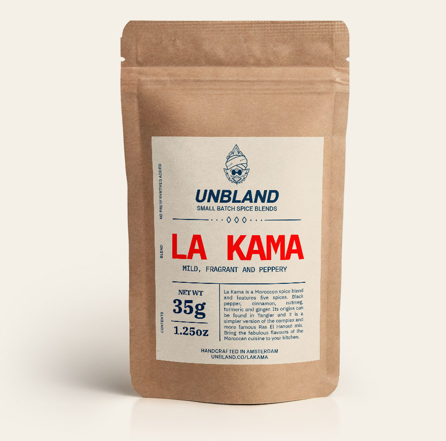 La Kama spice blend
