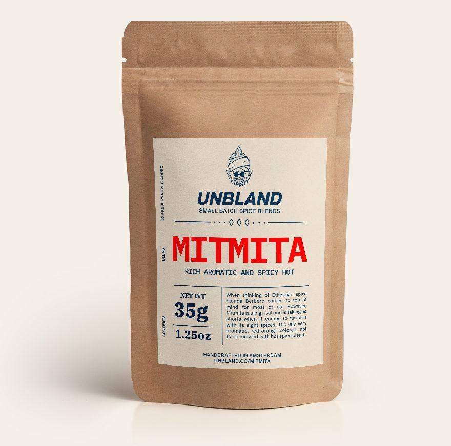 Unbland Mitmita spice blend