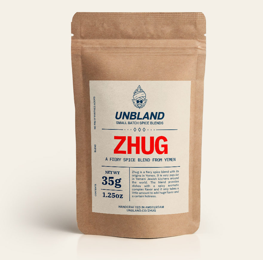 Zhug spice blend