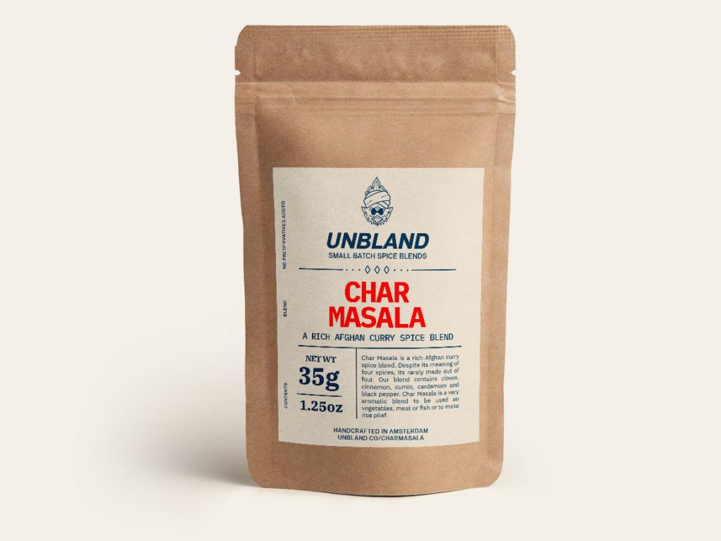 Char Masala