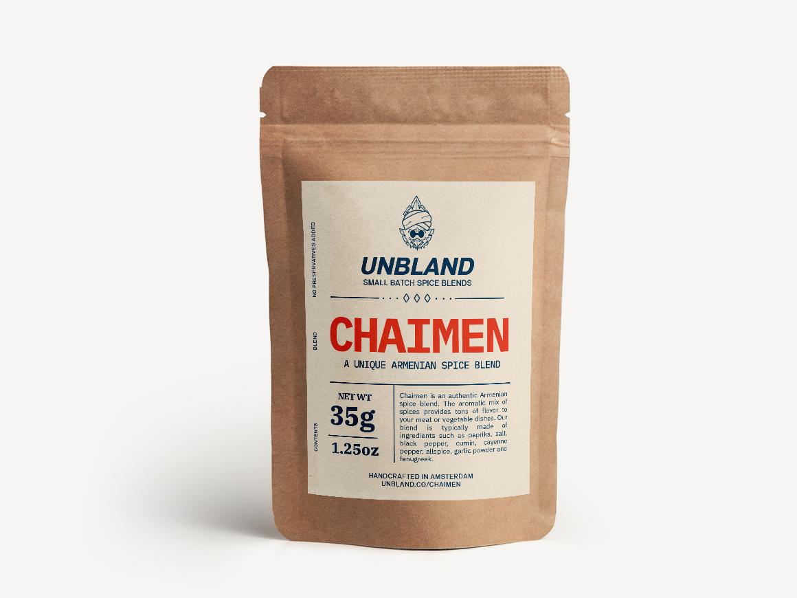Chaimen spice blend