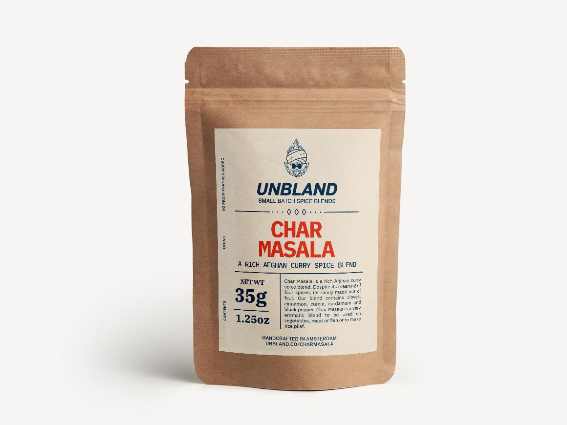Char Masala spice blend