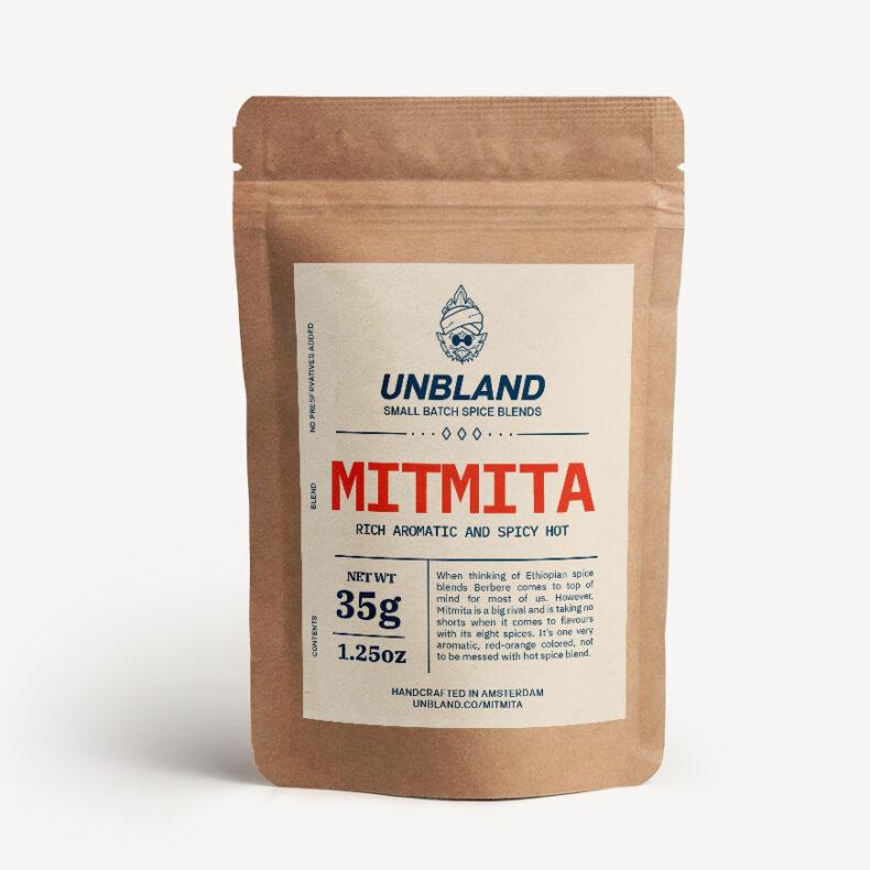 Mitmita spice blend
