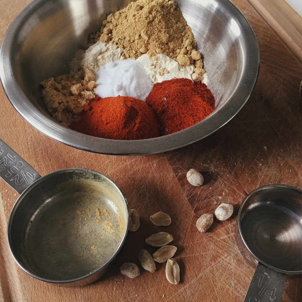 Suya spice blend