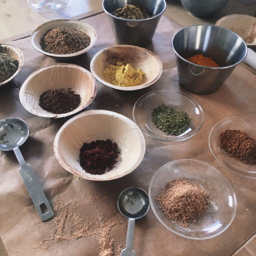 Katsu spice blend ingredients