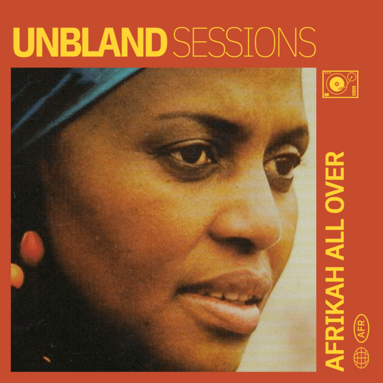 Unbland Spotify Sessions